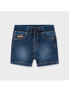Mayoral Mayoral Pantaloncini di jeans 203 Blu Regular Fit