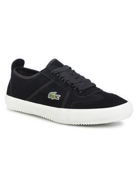 Lacoste Lacoste Sneakers aus Stoff Contest 0120 1 Cma 7-40CMA0034454 Schwarz