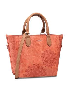 Desigual Desigual Τσάντα 21SAXP19 Πορτοκαλί