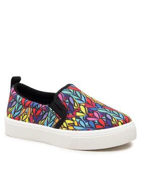 Skechers Skechers Πάνινα παπούτσια Heart In Love 314979L/BKMT Έγχρωμο