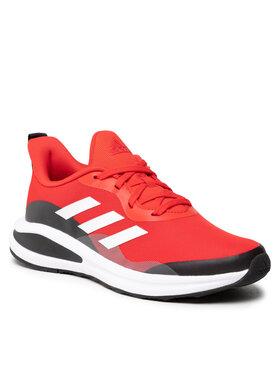 adidas adidas Boty FortaRun K GY2745 Červená