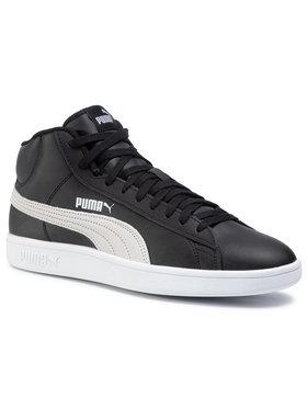 Puma Puma Sneakersy Smash V2 Mid L 366924 02 Černá