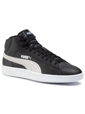 Puma Puma Sportcipő Smash V2 Mid L 366924 02 Fekete
