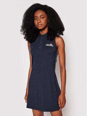 Ellesse Ellesse Robe d'été Troph SGJ12894429 Bleu marine Slim Fit