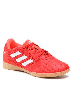 adidas adidas Обувки Copa Sense.3 In Sala J FY6157 Червен