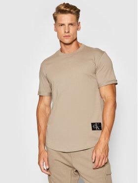 Calvin Klein Jeans Calvin Klein Jeans T-Shirt Essential J30J315319 Šedá Regular Fit