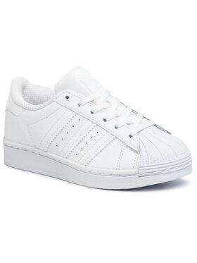 adidas adidas Cipő Superstar C EF5395 Fehér