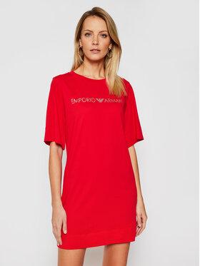 Emporio Armani Emporio Armani Sukienka codzienna 262676 1P340 33874 Czerwony Regular Fit