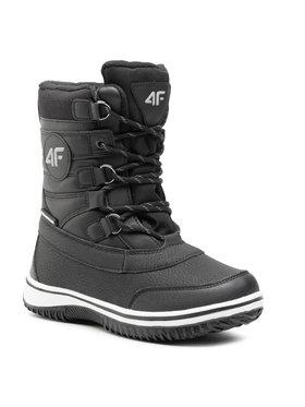 4F 4F Bottes de neige J4Z20-JOBMW401 Noir