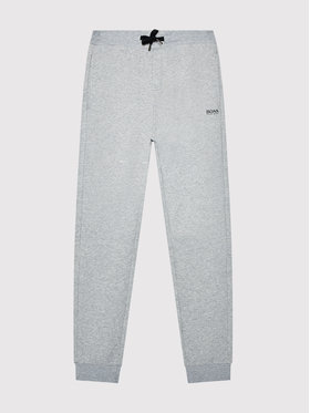 Boss Boss Pantalon jogging J24722 S Gris Regular Fit