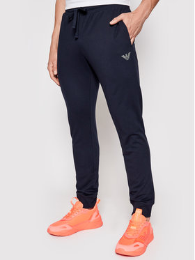 Emporio Armani Underwear Emporio Armani Underwear Spodnie dresowe 111690 1P566 00135 Granatowy Regular Fit