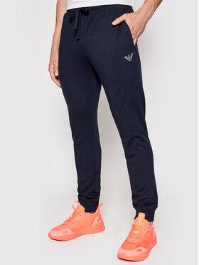 Emporio Armani Underwear Emporio Armani Underwear Teplákové nohavice 111690 1P566 00135 Tmavomodrá Regular Fit