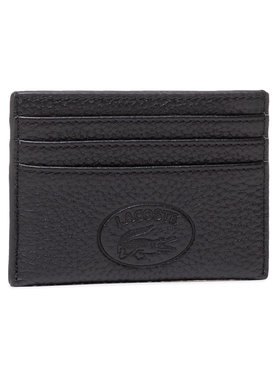 Lacoste Lacoste Bankkártya tartó Cc Holder NF3404NL Fekete
