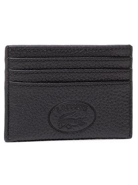 Lacoste Lacoste Puzdro na kreditné karty Cc Holder NF3404NL Čierna