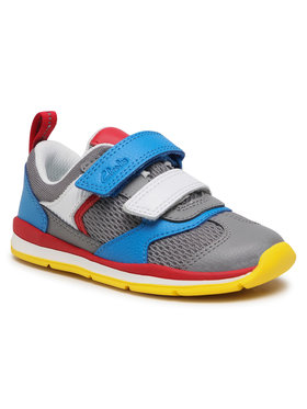 Clarks Clarks Sneakers Ferris Run T 261538206 Gri