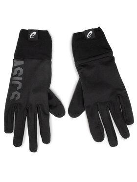 Asics Asics Γάντια Γυναικεία Running Gloves 3013A033 Μαύρο