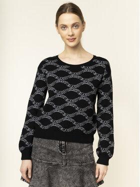 Emporio Armani Emporio Armani Sweater 3H2MT4 2M15Z 0999 Fekete Regular Fit