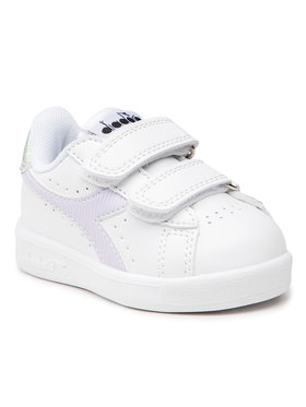 Diadora Diadora Sneakers Game P Td Girl 101.177018 01 C6657 Bianco