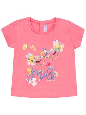 Mayoral Mayoral T-shirt 1014 Rose Regular Fit