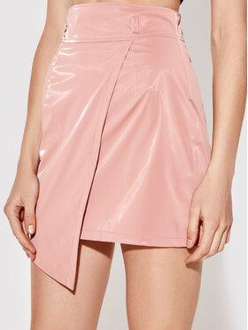 Rage Age Rage Age Mini sukňa Salome 1 Ružová Slim Fit