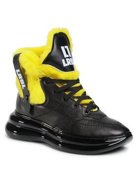 Loriblu Loriblu Sneakersy 1I XVO245 XV Czarny