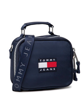 Tommy Jeans Tommy Jeans Torebka Tjw Hertage Crossover AW0AW10234 Granatowy