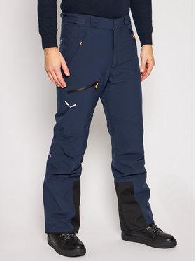 Salewa Salewa Pantaloni da sci Antelao Beltovo 28251 Blu scuro Regular Fit