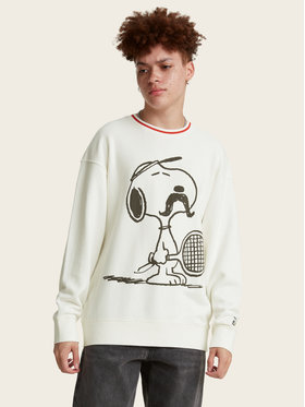 Levi's® Levi's® Sweatshirt PEANUTS® Striped 23894-0002 Beige Regular Fit