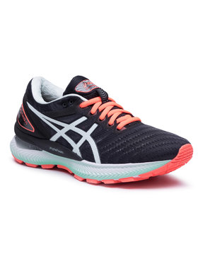 Asics Asics Pantofi Gel-Nimbus 22 1012A587 Negru