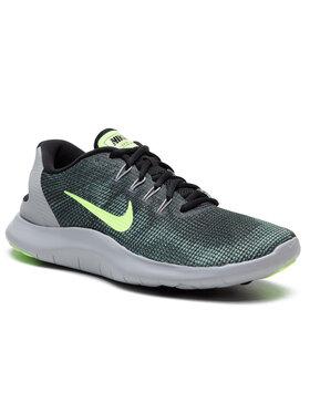 Nike Nike Boty Flex 2018 Rn AA7397 009 Zelená