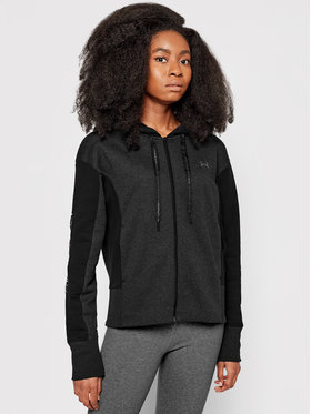 Under Armour Under Armour Суитшърт Ua Rival Fleece Embroidered 1362419 Сив Loose Fit