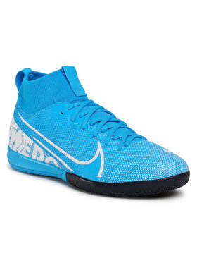 Nike Nike Buty Superfly 7 Academy Ic AT8135 414 Niebieski