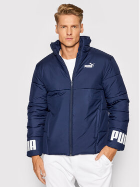 Puma Puma Doudoune Essential 587689 Bleu Regular Fit