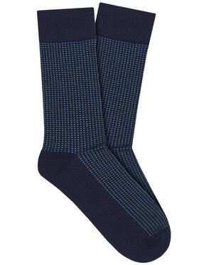 Vistula Vistula Pánské klasické ponožky Cardone XZ1056 Modrá
