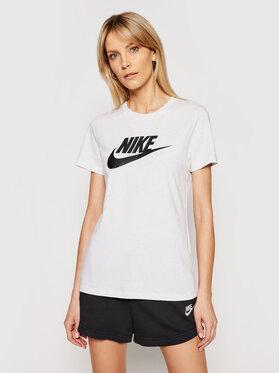 Nike Nike T-Shirt Sportswear Essetnial BV6169 Grau Standard Fit