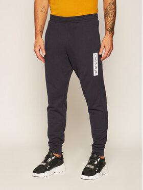 Calvin Klein Performance Calvin Klein Performance Teplákové kalhoty Knit 00GMT0P706 Černá Regular Fit
