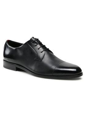 Hugo Hugo Обувки Ruston 50455207 10214580 01 Черен