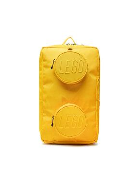 LEGO LEGO Plecak Brick 1x2 Backpack 20204-0024 Żółty