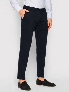 Roy Robson Roy Robson Текстилни панталони S-950 Тъмносин Regular Fit