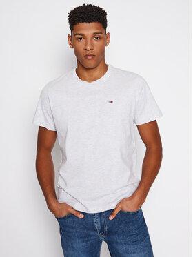 Tommy Jeans Tommy Jeans T-shirt Classics DM0DM10101 Gris Regular Fit