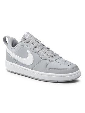 Nike Nike Pantofi Court Borough Low 2 (Gs) BQ5448 008 Gri