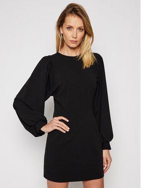 Imperial Imperial Φόρεμα κοκτέιλ ABBJAAZ Μαύρο Regular Fit