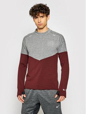 Nike Nike Technisches T-Shirt Sphere Run Division CU7874 Dunkelrot Standard Fit