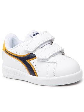 Diadora Diadora Sneakers Game P Td 101.173339 01 C9165 Bianco