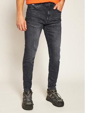 Tommy Jeans Tommy Jeans Skinny Fit džíny Miles DM0DM08275 Černá Skinny Fit