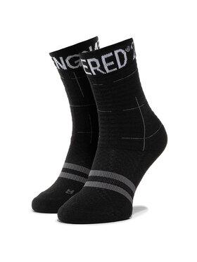 NIKE NIKE Чорапи дълги дамски SX7814 010 Черен