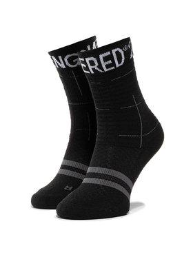 NIKE NIKE Κάλτσες Ψηλές Γυναικείες SX7814 010 Μαύρο