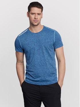 Vistula Vistula T-Shirt Flynn XA1082 Modrá Regular Fit