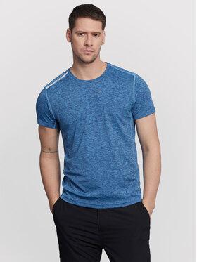 Vistula Vistula T-Shirt Flynn XA1082 Μπλε Regular Fit
