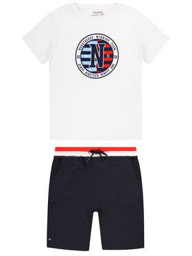 Mayoral Mayoral Set T-Shirt und Shorts 6616 Bunt Regular Fit